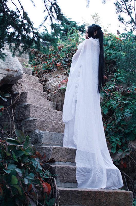 """Ngắm """"vẻ đẹp vô đối"""" của nàng Tiểu Bạch trong Tru Tiên - Ảnh 15"""