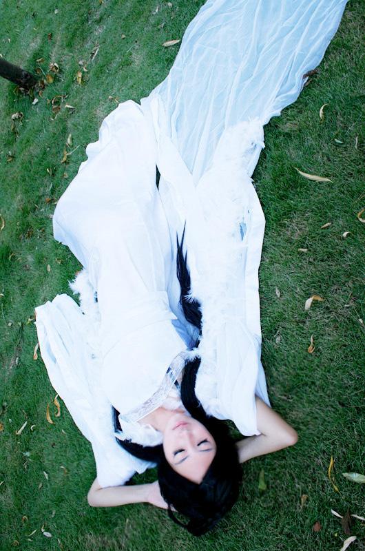 """Ngắm """"vẻ đẹp vô đối"""" của nàng Tiểu Bạch trong Tru Tiên - Ảnh 16"""