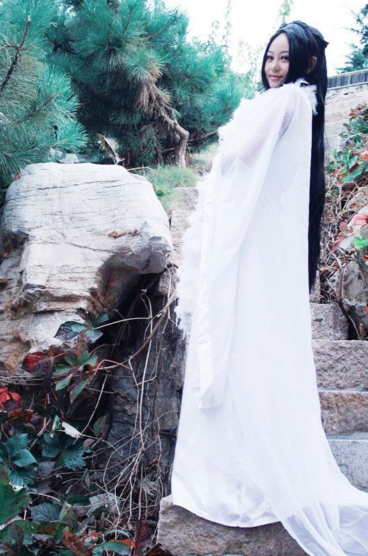 """Ngắm """"vẻ đẹp vô đối"""" của nàng Tiểu Bạch trong Tru Tiên - Ảnh 22"""