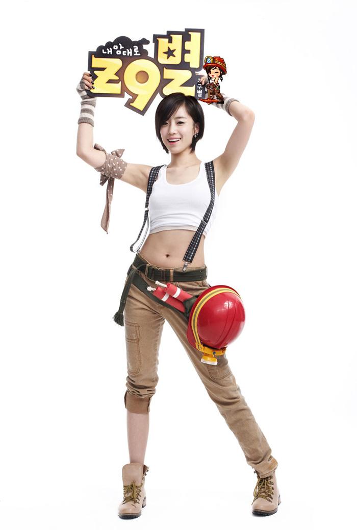 """Ngắm T-ara """"nhí nhố"""" trong cosplay Z9 - Ảnh 2"""