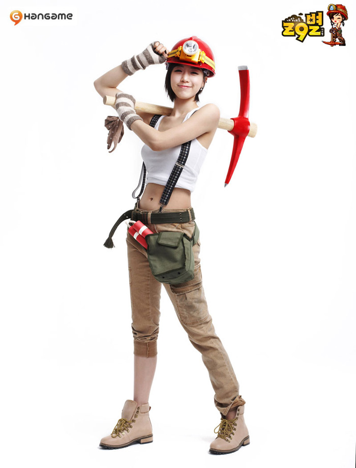 """Ngắm T ara """"nhí nhố"""" trong cosplay Z9"""
