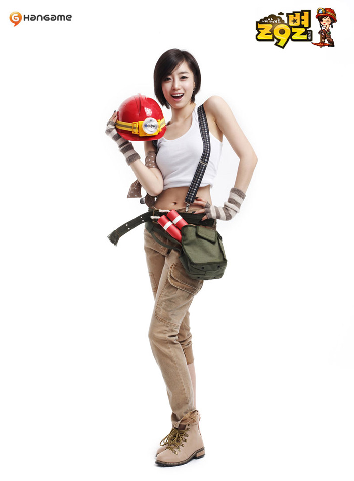 """Ngắm T-ara """"nhí nhố"""" trong cosplay Z9 - Ảnh 5"""
