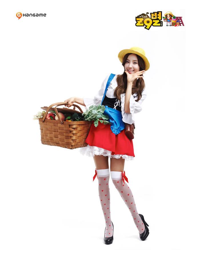 """Ngắm T-ara """"nhí nhố"""" trong cosplay Z9 - Ảnh 8"""