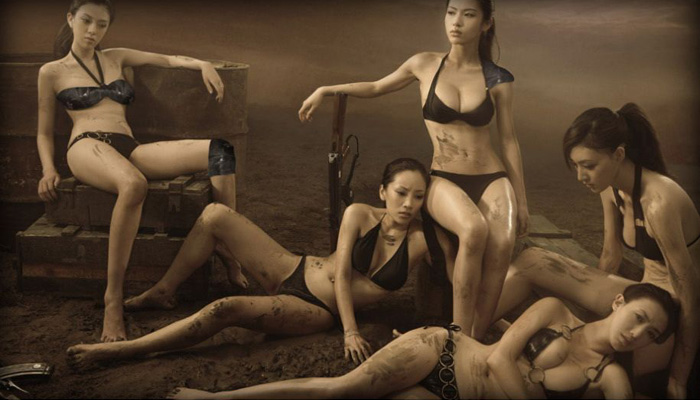 Dàn mỹ nữ nóng bỏng của Hỏa Lực Phong Bạo - Ảnh 2