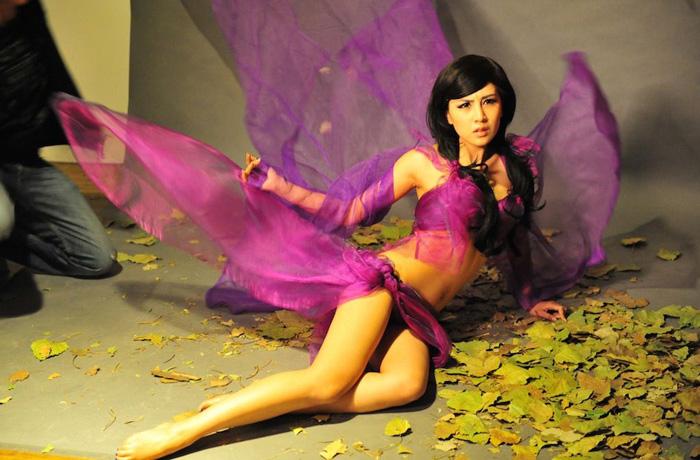Loạt ảnh hậu trường cực hot của Thiện Nữ U Hồn - Ảnh 14