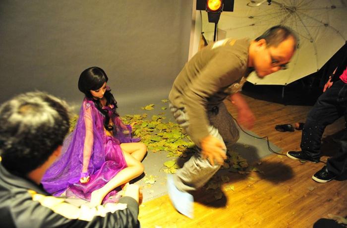 Loạt ảnh hậu trường cực hot của Thiện Nữ U Hồn - Ảnh 25