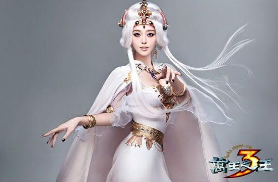Cosplay tuyệt đẹp của Vạn Vương Chi Vương 3 - Ảnh 2