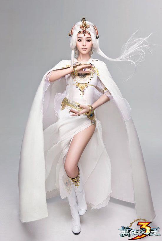 Cosplay tuyệt đẹp của Vạn Vương Chi Vương 3 - Ảnh 7
