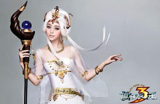 Cosplay tuyệt đẹp của Vạn Vương Chi Vương 3 - Ảnh 8