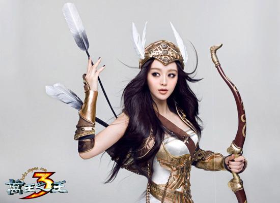 Cosplay tuyệt đẹp của Vạn Vương Chi Vương 3 - Ảnh 10