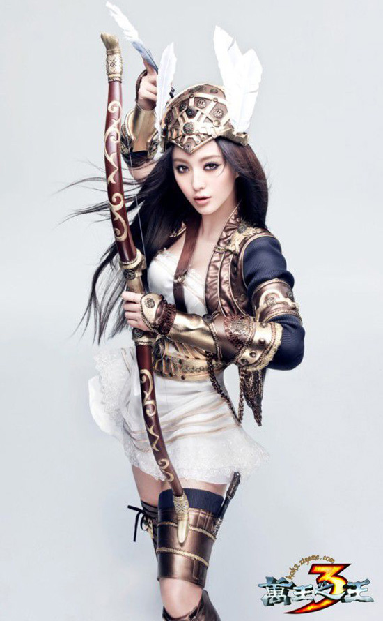 Cosplay tuyệt đẹp của Vạn Vương Chi Vương 3 - Ảnh 14