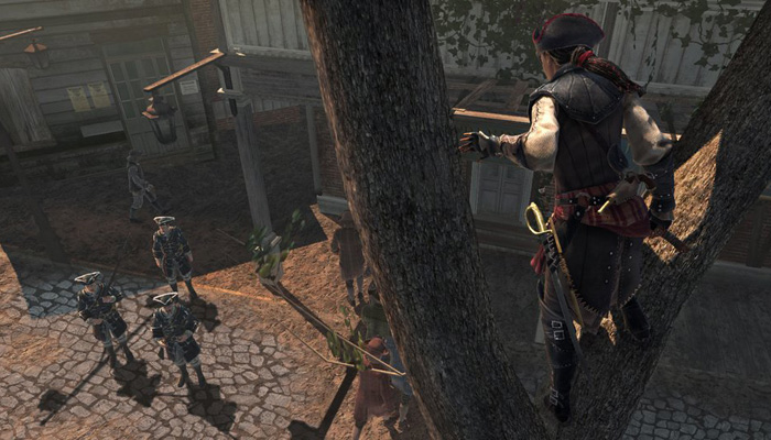 Loạt ảnh tuyệt vời của Assassin's Creed III Liberation - Ảnh 2