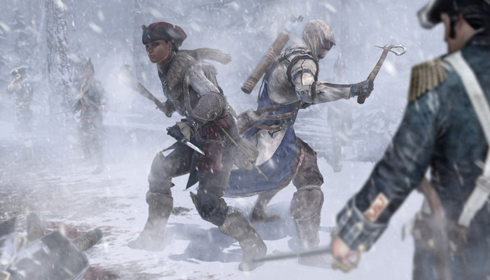 Loạt ảnh tuyệt vời của Assassin's Creed III Liberation - Ảnh 3