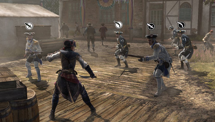 Loạt ảnh tuyệt vời của Assassin's Creed III Liberation - Ảnh 7