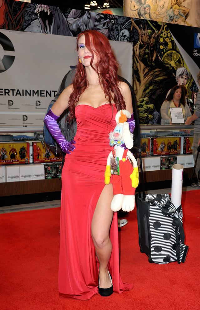 Loạt cosplay ấn tượng tại New York Comic Con 2012 - Ảnh 1