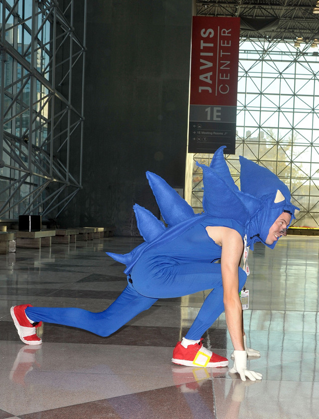 Loạt cosplay ấn tượng tại New York Comic Con 2012 - Ảnh 2