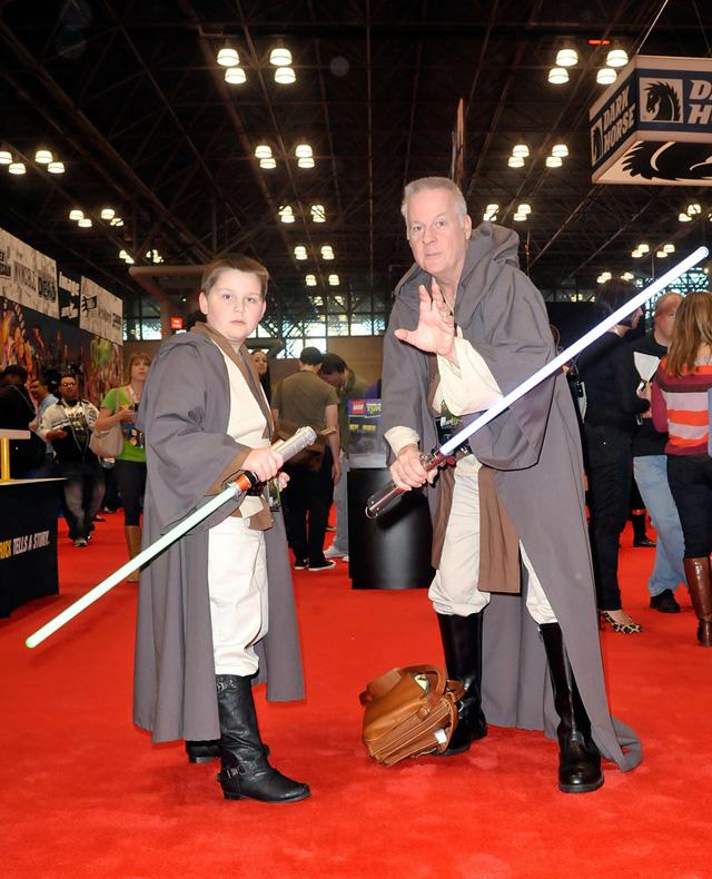 Loạt cosplay ấn tượng tại New York Comic Con 2012 - Ảnh 3