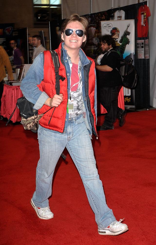 Loạt cosplay ấn tượng tại New York Comic Con 2012 - Ảnh 5