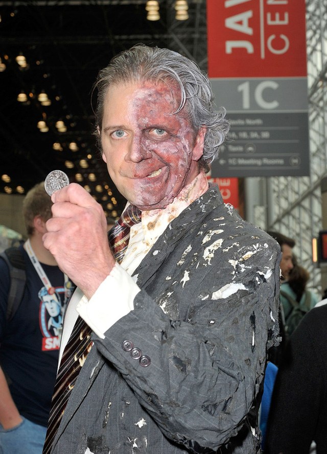 Loạt cosplay ấn tượng tại New York Comic Con 2012 - Ảnh 8