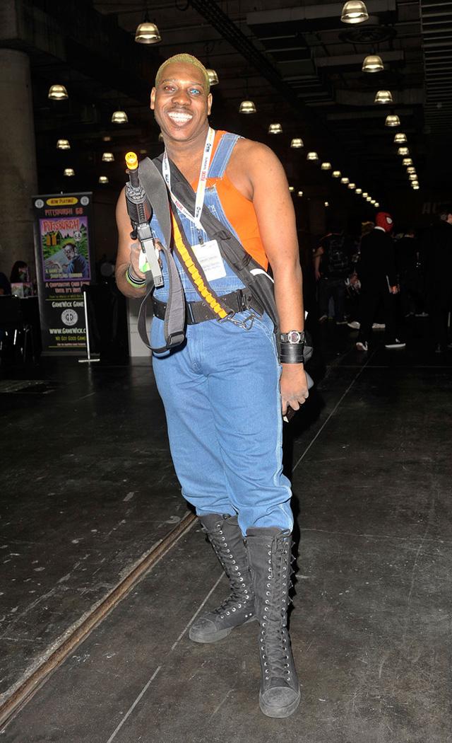 Loạt cosplay ấn tượng tại New York Comic Con 2012 - Ảnh 9