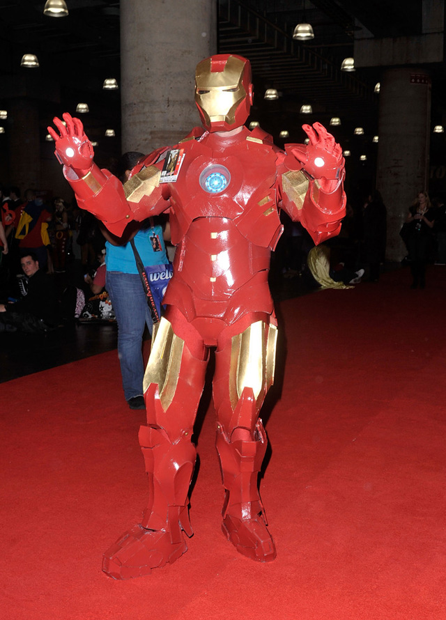 Loạt cosplay ấn tượng tại New York Comic Con 2012 - Ảnh 14