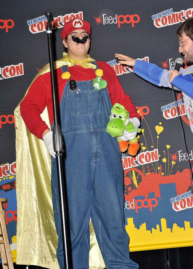 Loạt cosplay ấn tượng tại New York Comic Con 2012 - Ảnh 16