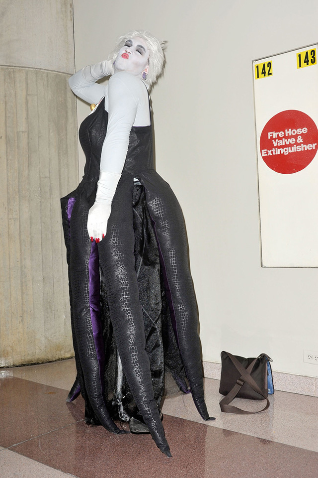 Loạt cosplay ấn tượng tại New York Comic Con 2012 - Ảnh 17