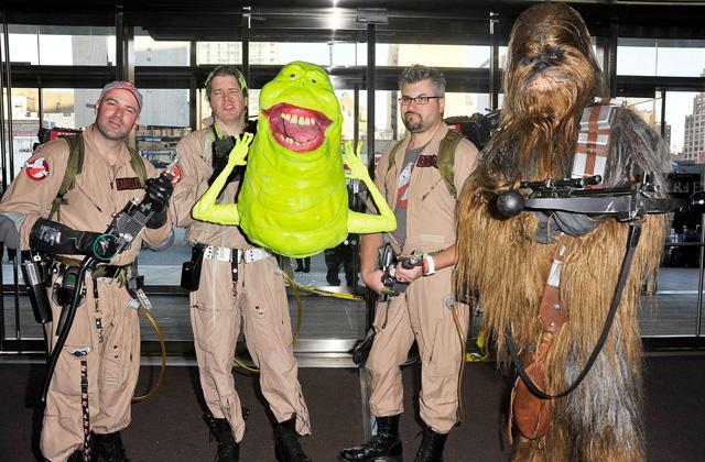 Loạt cosplay ấn tượng tại New York Comic Con 2012 - Ảnh 19