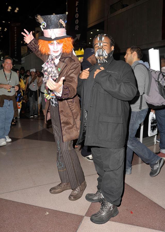 Loạt cosplay ấn tượng tại New York Comic Con 2012 - Ảnh 20