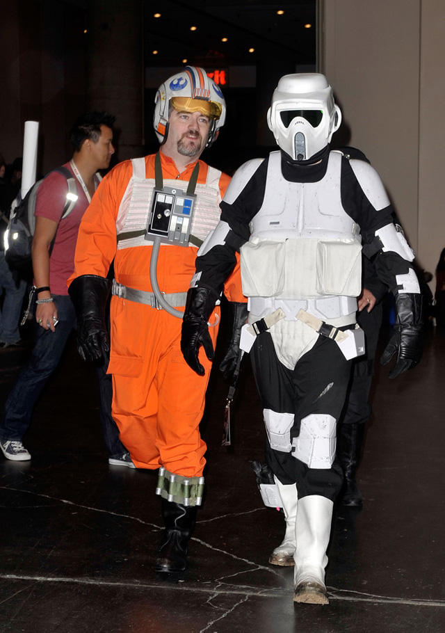 Loạt cosplay ấn tượng tại New York Comic Con 2012 - Ảnh 23