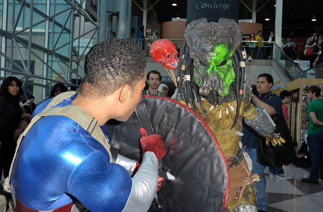 Loạt cosplay ấn tượng tại New York Comic Con 2012 - Ảnh 24