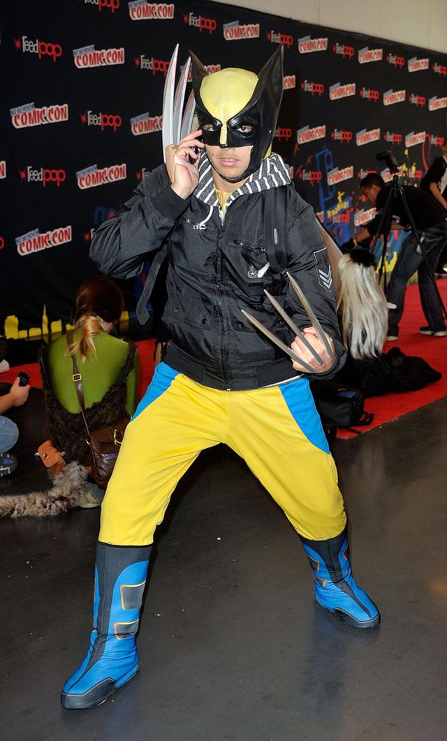 Loạt cosplay ấn tượng tại New York Comic Con 2012 - Ảnh 25