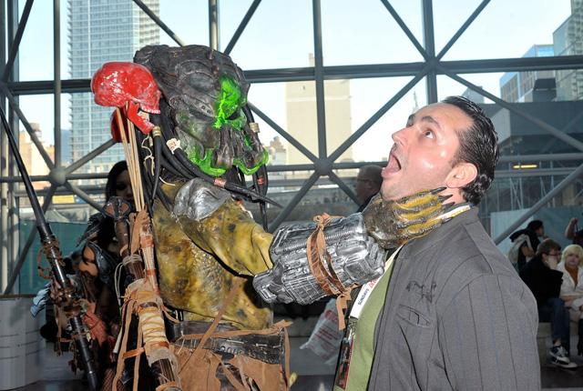 Loạt cosplay ấn tượng tại New York Comic Con 2012 - Ảnh 28