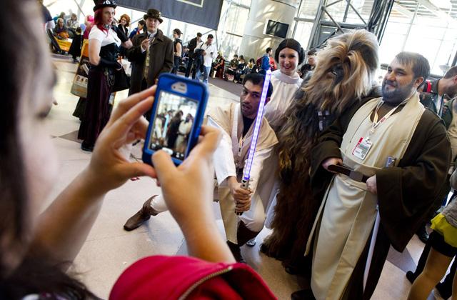 Loạt cosplay ấn tượng tại New York Comic Con 2012 - Ảnh 33