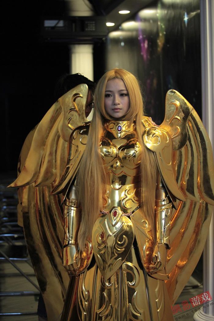 Nữ thần Athena của Saint Seiya Online xuất hiện - Ảnh 4