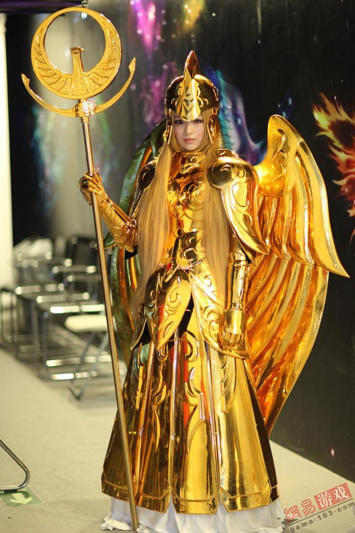 Nữ thần Athena của Saint Seiya Online xuất hiện - Ảnh 5