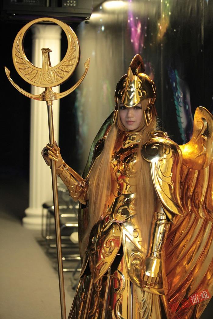 Nữ thần Athena của Saint Seiya Online xuất hiện - Ảnh 6