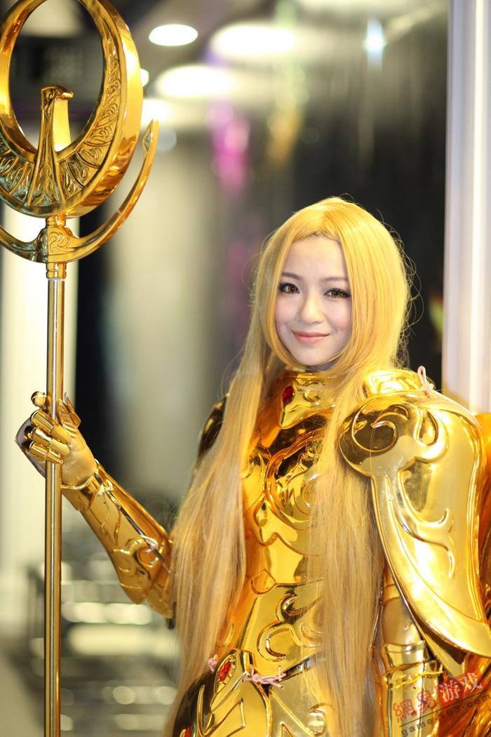 Nữ thần Athena của Saint Seiya Online xuất hiện - Ảnh 7