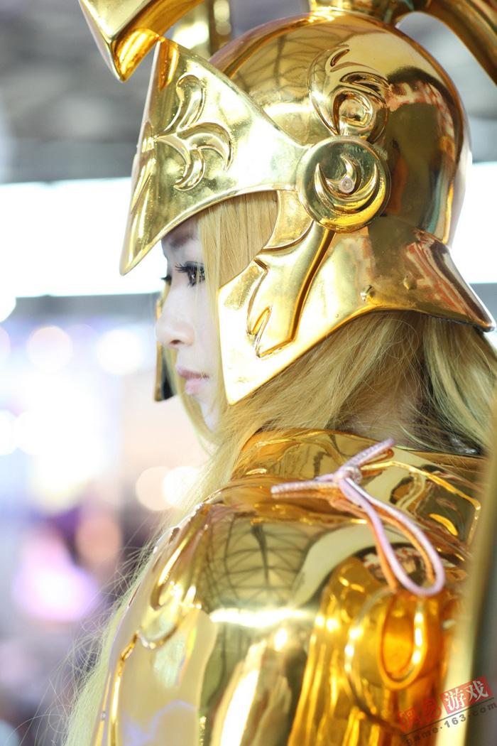 Nữ thần Athena của Saint Seiya Online xuất hiện - Ảnh 8