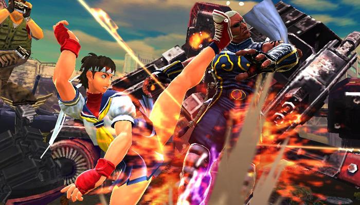 Điểm mặt 12 nhân vật mới của Street Fighter X Tekken - Ảnh 1