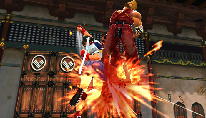 Điểm mặt 12 nhân vật mới của Street Fighter X Tekken - Ảnh 2