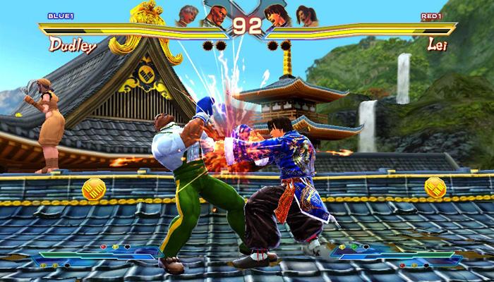 Điểm mặt 12 nhân vật mới của Street Fighter X Tekken - Ảnh 8