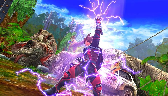 Điểm mặt 12 nhân vật mới của Street Fighter X Tekken - Ảnh 9