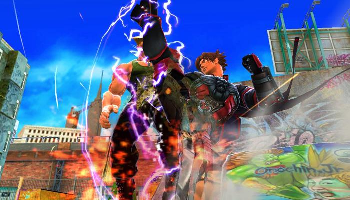 Điểm mặt 12 nhân vật mới của Street Fighter X Tekken - Ảnh 11