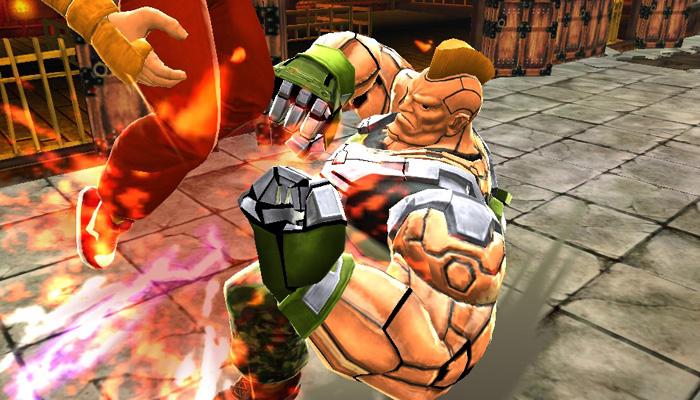 Điểm mặt 12 nhân vật mới của Street Fighter X Tekken - Ảnh 15