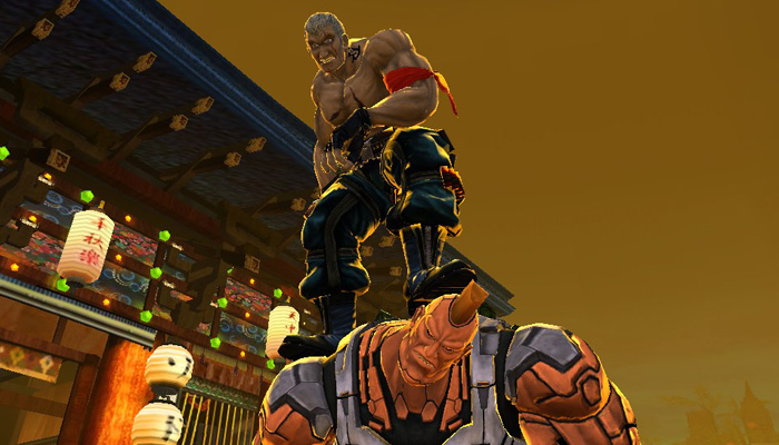 Điểm mặt 12 nhân vật mới của Street Fighter X Tekken - Ảnh 17