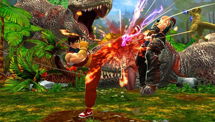 Điểm mặt 12 nhân vật mới của Street Fighter X Tekken - Ảnh 18