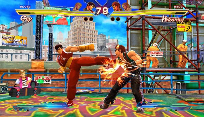 Điểm mặt 12 nhân vật mới của Street Fighter X Tekken - Ảnh 20