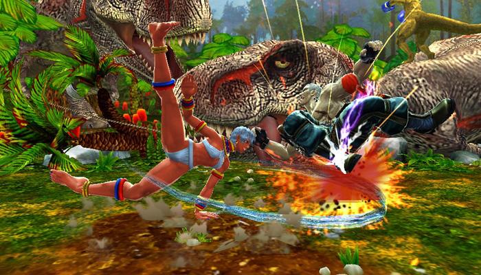 Điểm mặt 12 nhân vật mới của Street Fighter X Tekken - Ảnh 21
