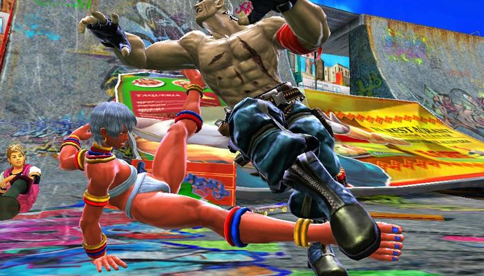 Điểm mặt 12 nhân vật mới của Street Fighter X Tekken - Ảnh 22